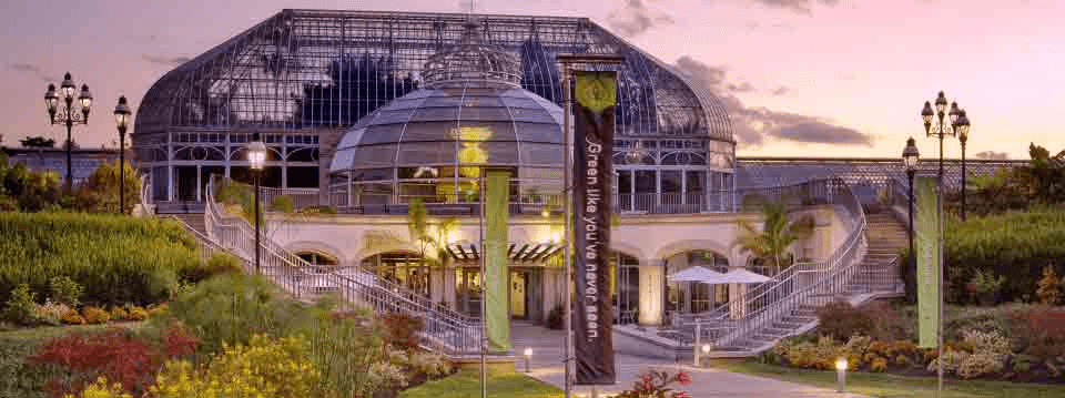 Gentil Pittsburgh Has A Hidden Gem With The Phipps Conservatory And Botanical  Gardens. Enjoy The Greenest Park In The Area. Since 1893, The Gardens Have  Been ...
